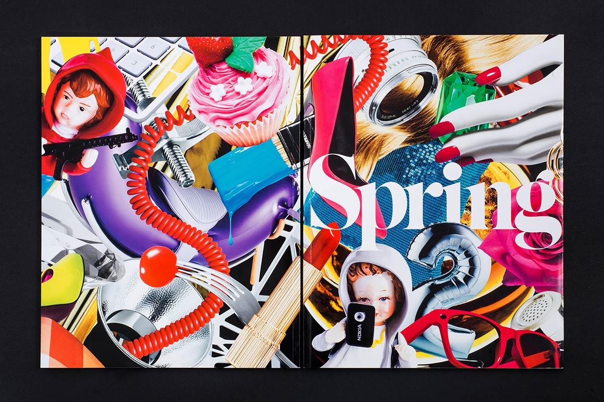 Designagentur Berlin studio martin sebald magazine